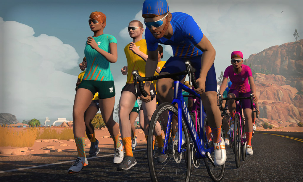 Zwift Academy Road, Tri, and Run Announced for 2020   Zwift Insider