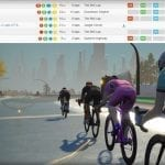 How To Find High-Quality Zwift Races Using ZwiftPower Rankings