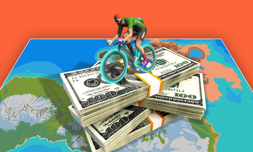 More On Zwift's $450 Million Series C Funding (Part 1)