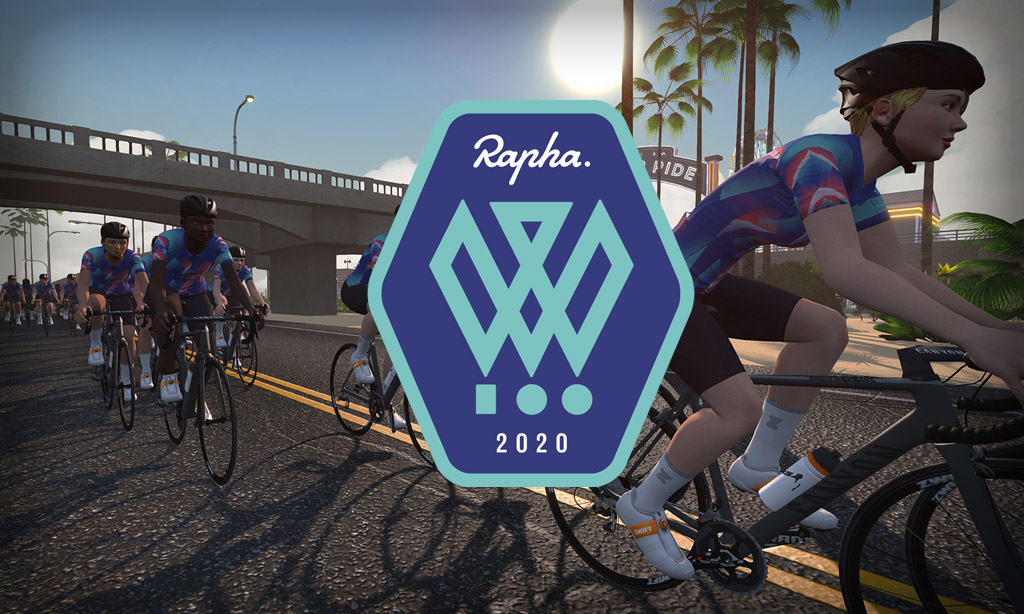 Ladies: Don't Miss the Rapha Women's 100 this Weekend
