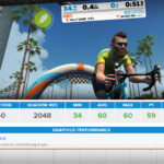 How to show your frames per second (FPS) in Zwift