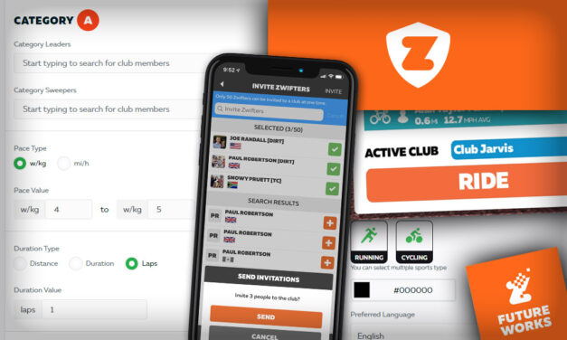 Zwift Clubs – What Could the Future Look Like?