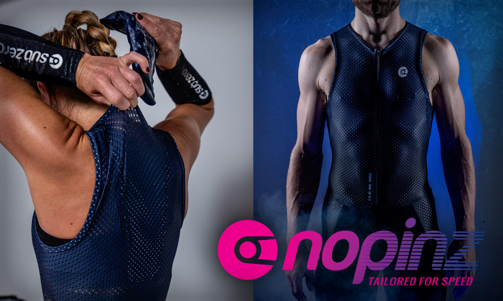 "Nopinz Announces New ""SubZero"" Indoor Cycling Kit"