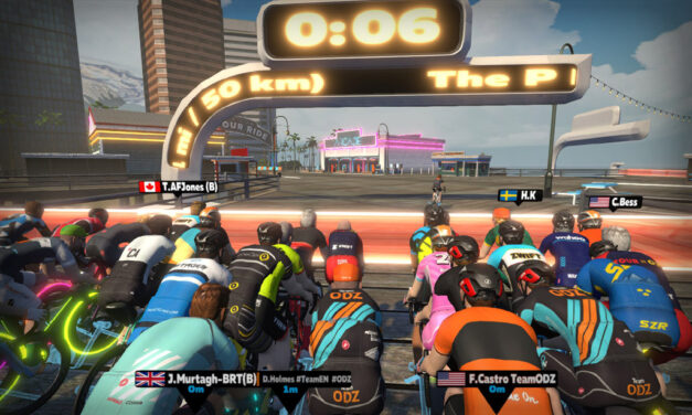 Video: How to Start in the Front Group of Zwift Events