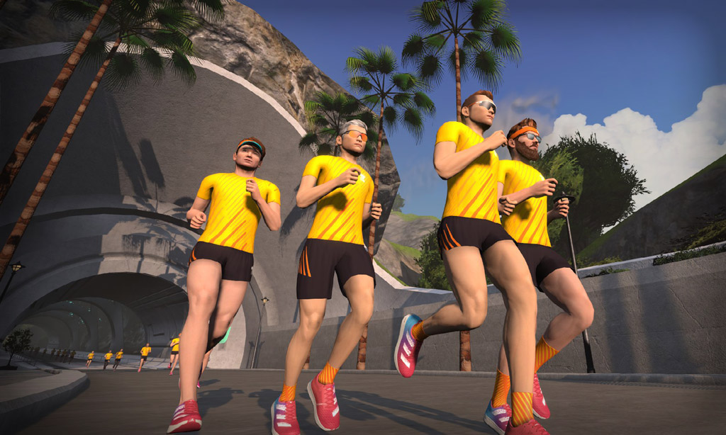 Zwift Academy Run Begins: Learn About Workouts, Group Events, and Unlocks/Prizes