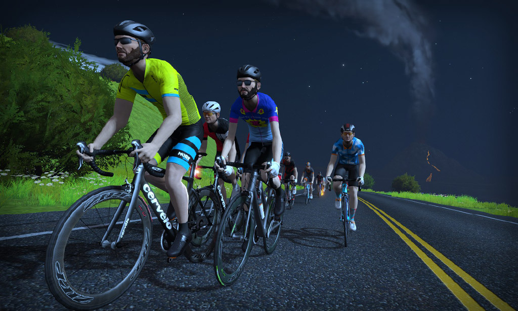Fastest Climbing Bike Frames and Wheels at Each Zwift Level