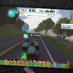 The View From the Back – Zwift's November Fondo
