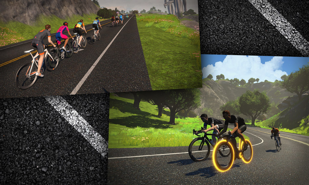 The Other Way Around Hilly – Tips for WTRL TTT #83 – Watopia Hilly