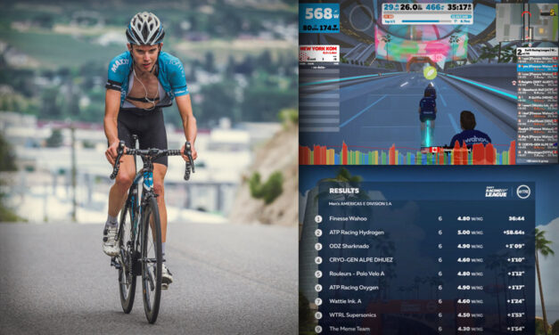 Better Late than Never: Finding My 2020 Season on Zwift
