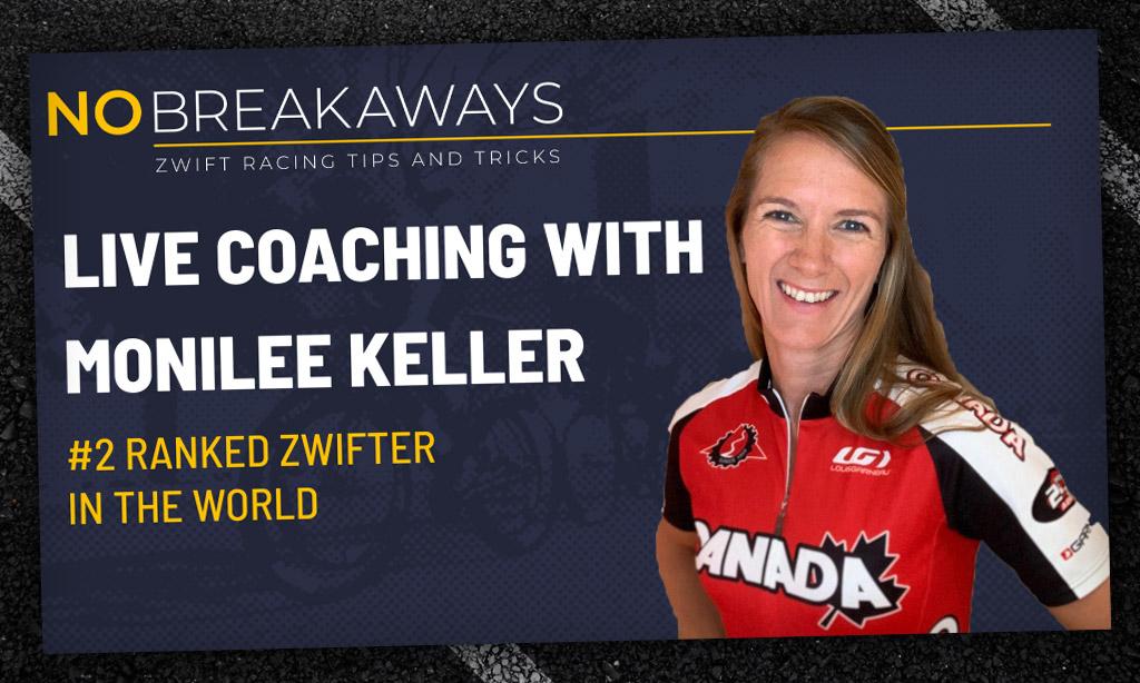 New Series: Live Coaching with Monilee Keller (No Breakaways)