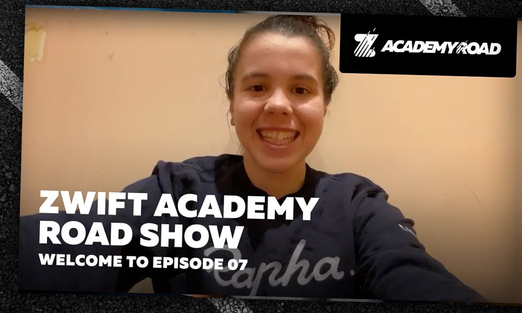 Zwift Academy RoadShow, Episode 7