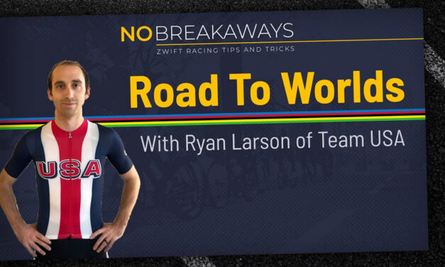 Road to Worlds with Ryan Larson of Team USA (No Breakaways)