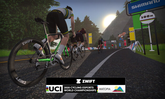 All About the 2020 UCI Cycling Esports World Championships on Zwift