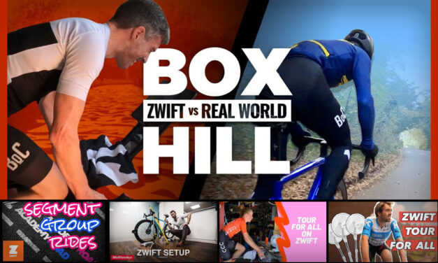 This Week's Top 5 Zwift Videos
