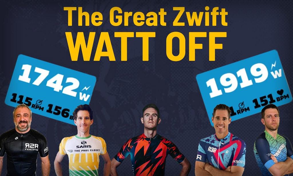 The Great Zwift Watt Off (No Breakaways)