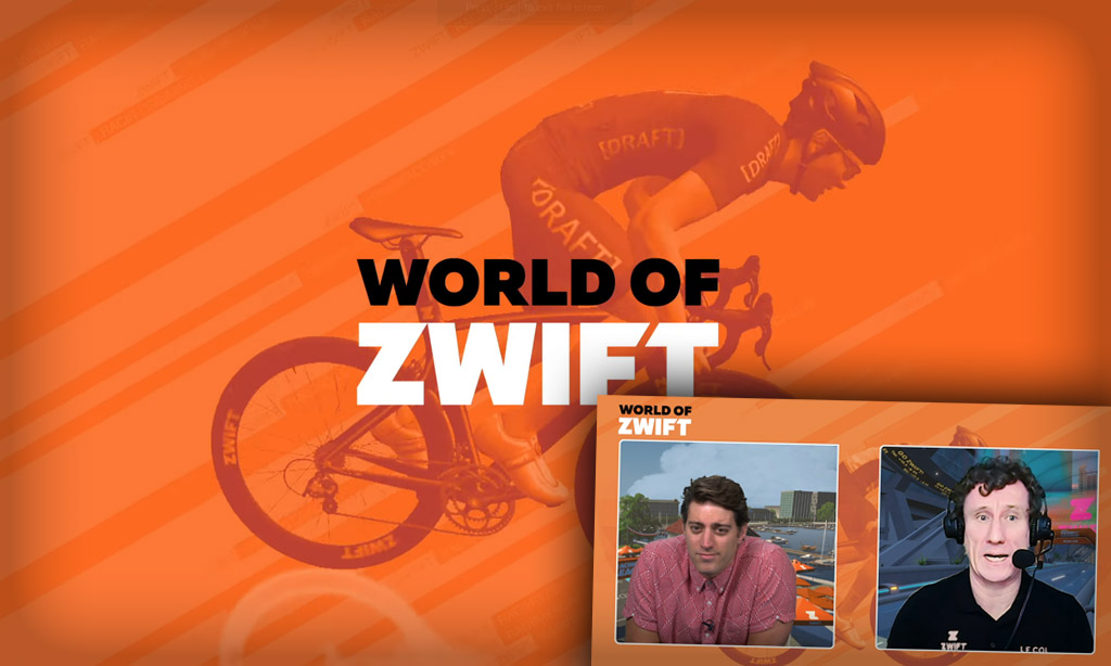 World of Zwift – Episode 5
