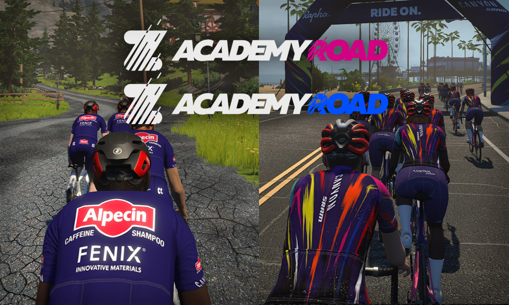 Zwift Academy Road Finalists Announced