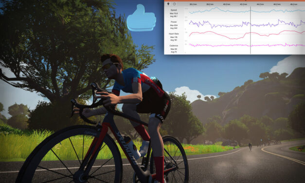 The Best Hour of 2020: My Race at the UCI Cycling Esport World Championships