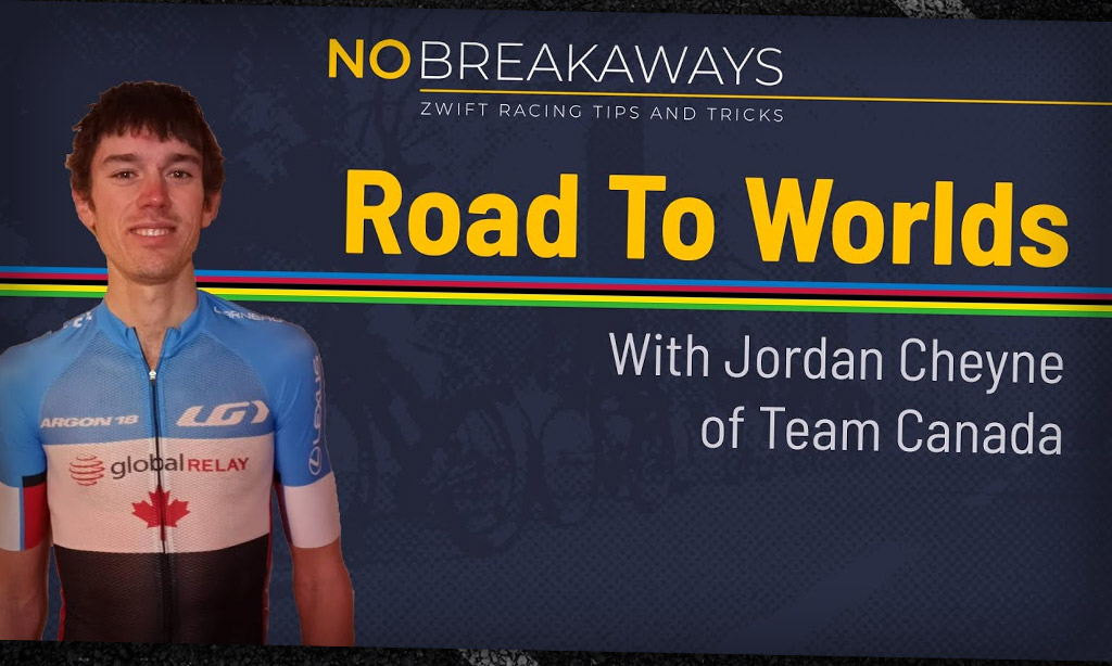 Road to Worlds with Jordan Cheyne of Team Canada (No Breakaways)