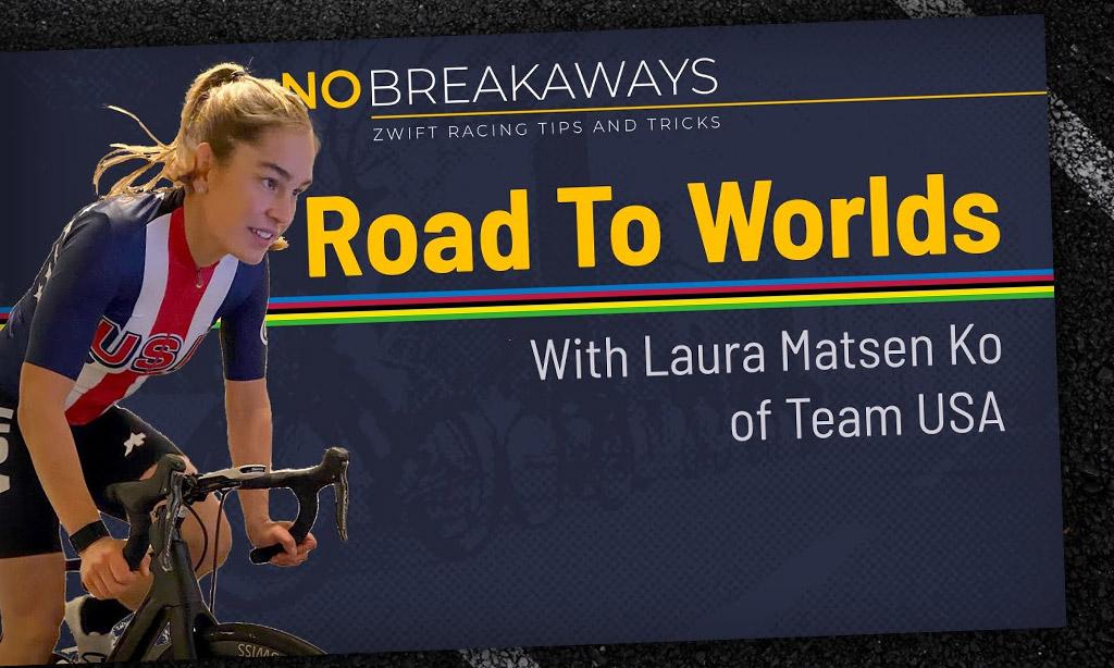 Road to Worlds with Laura Matsen Ko of Team USA (No Breakaways)