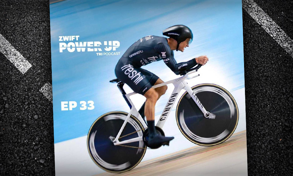 Lionel Sanders's 2020 Achievements (Zwift PowerUp Tri Podcast #33)