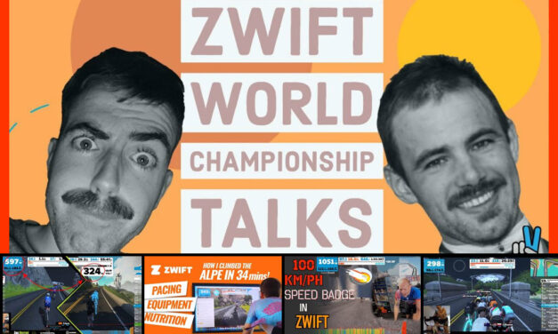 This Week's Top 5 Zwift Videos: Pro Worlds Advice, Faster Climbs, and 100 KPH