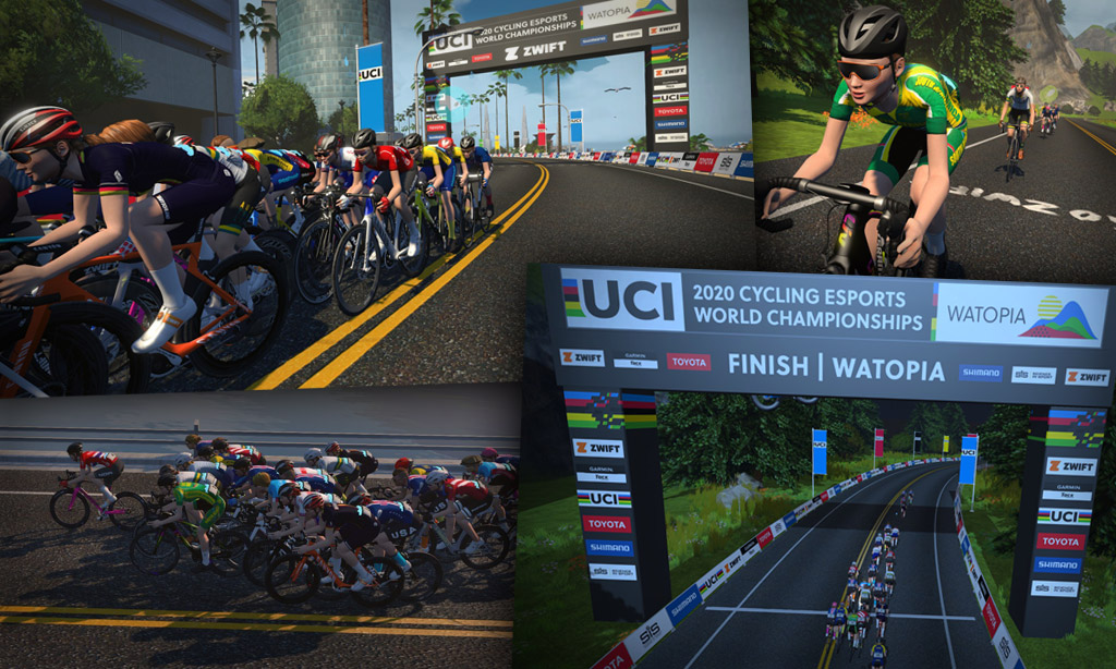 Women's UCI Esports Worlds Wrapup