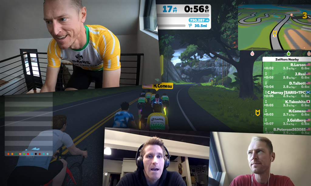 Zero to Zwift Hero: A One-Month Crash Course In Virtual Cycling