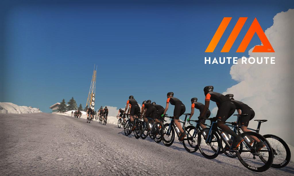 Haute Route Watopia 2021 Announced