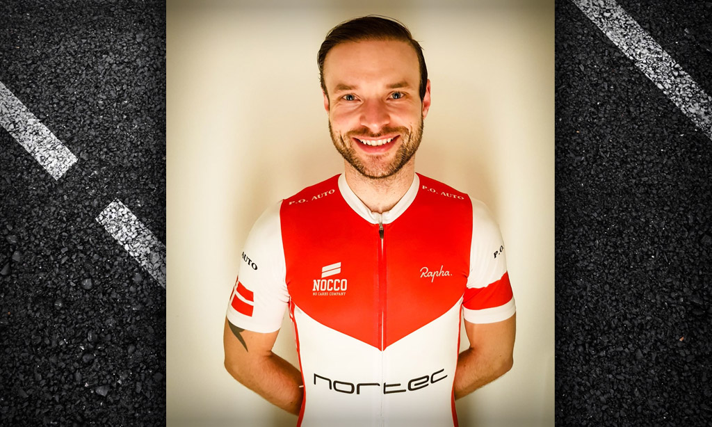 Michael Knudsen: The Zwift Ultra-Cyclist