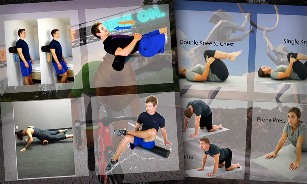 An Active Approach to Cycling Injuries: Lower Back
