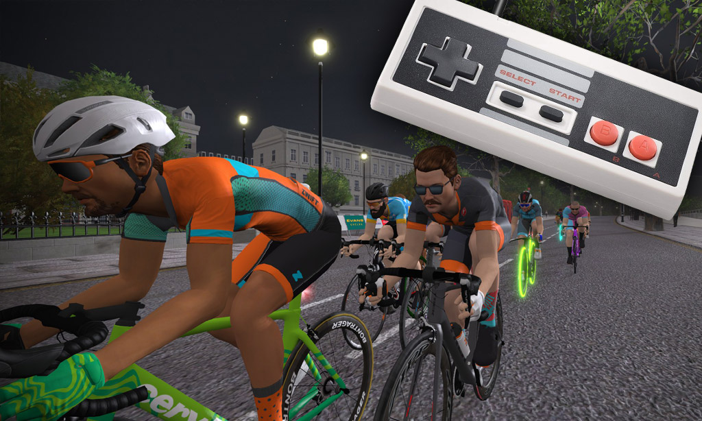 Building a Hardwired Zwift e-Controller