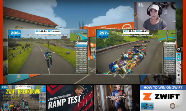 Top 5 Zwift Videos: Attacks in Races, FTP Tests, and How to Win