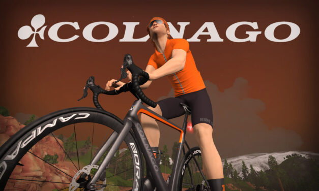 All About the New Colnago V3Rs in Zwift
