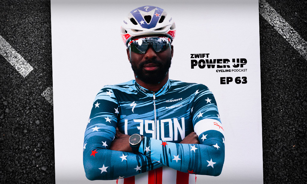 Justin Williams on the Future of Cycling (Zwift PowerUp Cycling Podcast #63, Part 2)