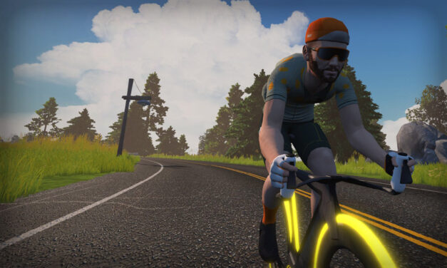 Lucianotes: Chasing the Tron Bike