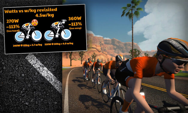 How the Best Teams Race Zwift TTTs – By the Numbers
