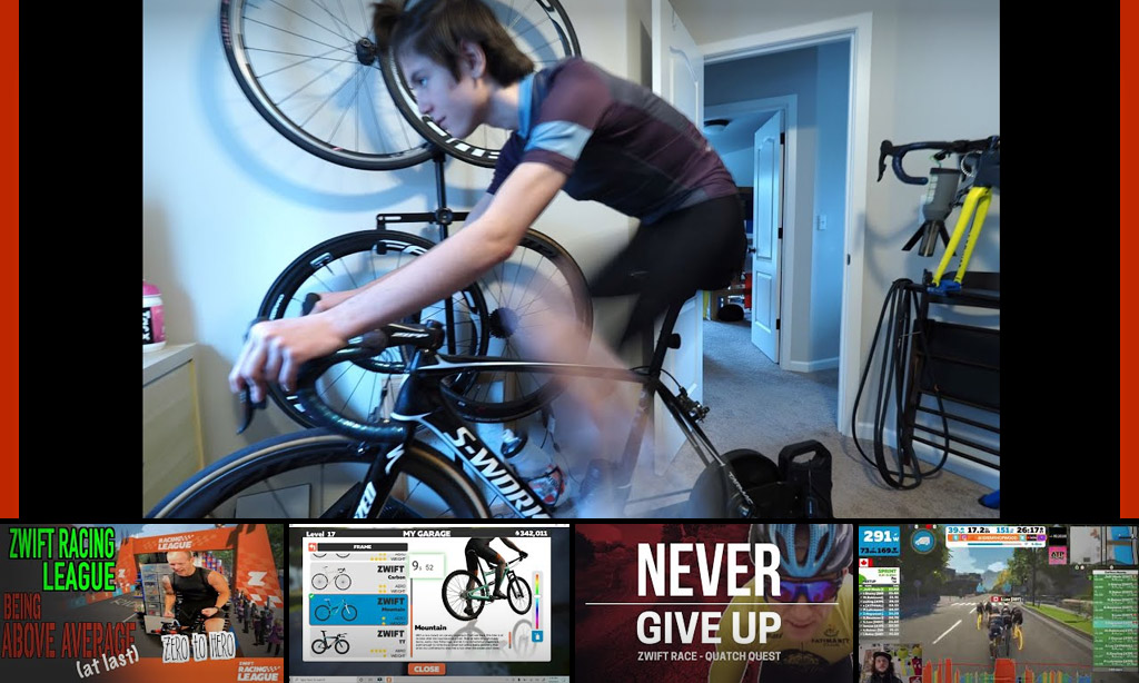 Top 5 Zwift Videos: Bike fit, bike changes, and bike racing