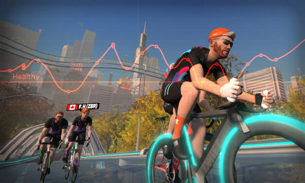Extreme Dieting in Virtual Cycling, Part 3: The Five Point Plan