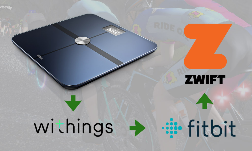 Withings Scale Users: Here's How to Use a FitBit Account to Re-link To Zwift