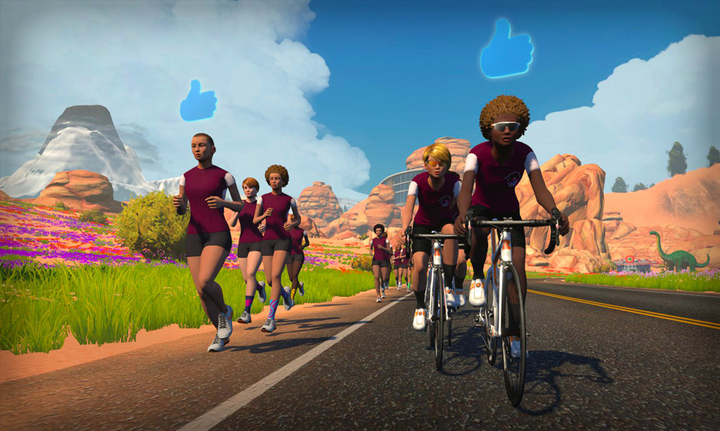 Women's Ride and Run Series Announced for March