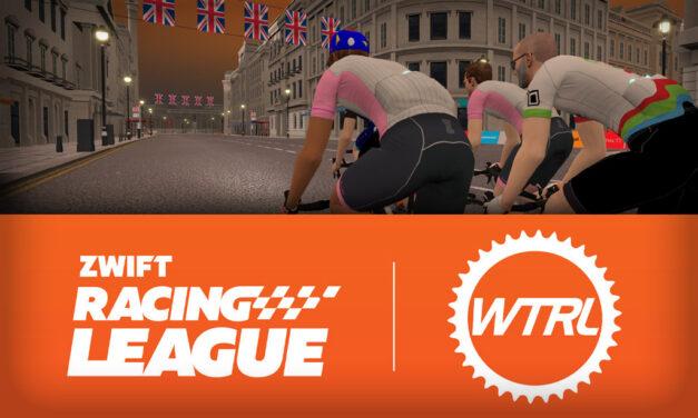Zwift Racing League Season 3: Week 4 Details (Greatest London Flat TTT)