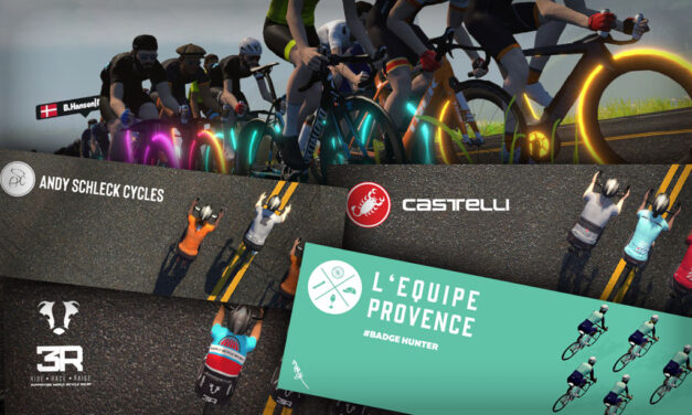 The View from the Back: My Top 10 Zwift Event Recommendations