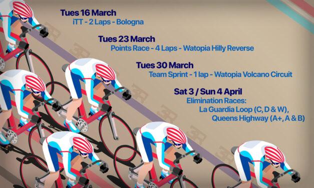 Team3R Announces The Omnium Team Championships