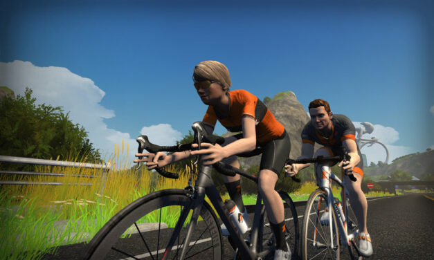 I'm Forced to Zwift in Full 4K at 60+ FPS and it is All My Wife's Fault