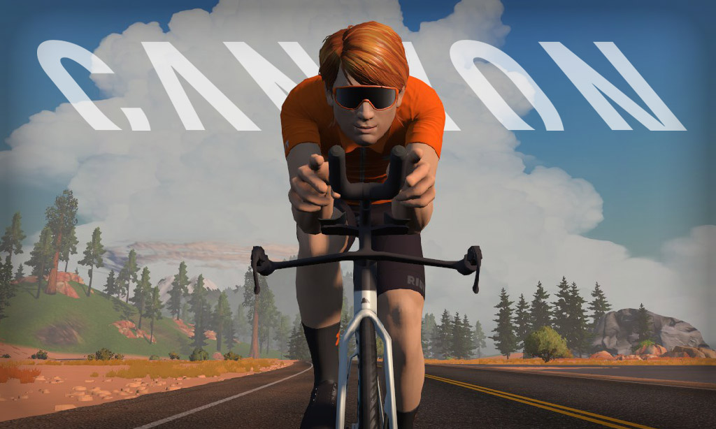 All About the New Canyon Speedmax CF SLX Disc in Zwift