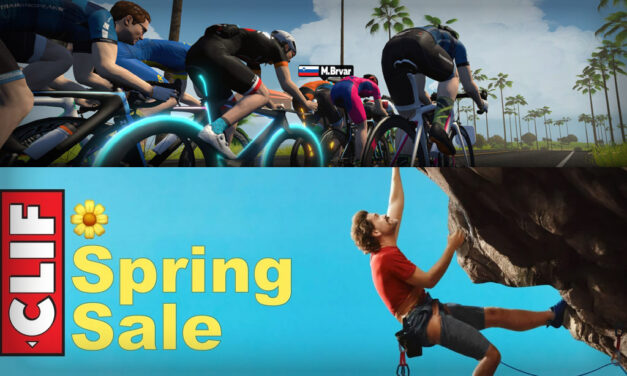 For the Love of Clif Bars: Clif Spring Sale at The Feed