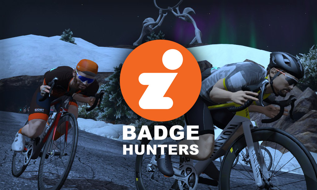 Announcing The Four Horsemen Ride – Zwift Insider Badge Hunters Event April 17th