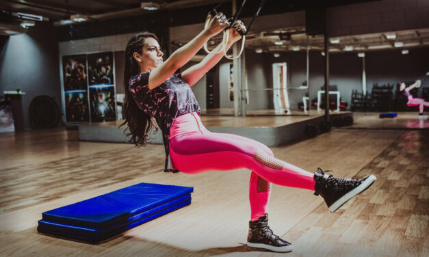 An Active Approach to Cycling Injuries: Suspension Training for Cyclists