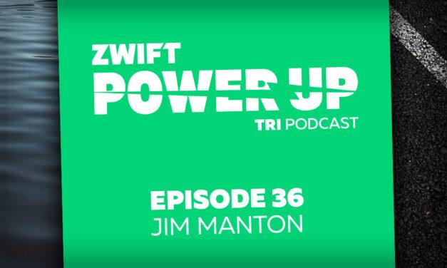 Jim Manton on Bike Fits and Aero Gains (PowerUp Tri Podcast, Episode 36)